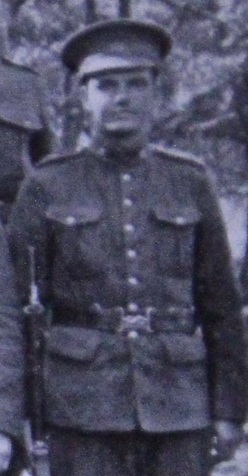 Photo of Percival King