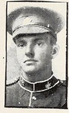 Photo of PERCIVAL ALBERT KING– Photo from the National Memorial Album of Canadian Heroes c.1919. Submitted for the project, Operation: Picture Me.