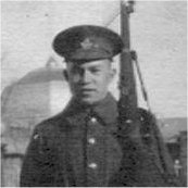 Photo of David Airel Murphy– Military Training