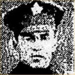Newspaper Clipping– This photograph of Pte. David Airel Murphy appeared with a number of other casualty photographs in the Toronto Star on October 2nd, 1916.