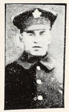 Photo of DAVID AIREL MURPHY– Photo from the National Memorial Album of Canadian Heroes c.1919. Submitted for the project, Operation: Picture Me.