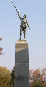 Chatham War Memorial– Chatham/Kent War Memorial - November 10, 2007