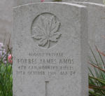 """Grave Marker– The inscription reads; """"Pride and sorrow mingle in my tears for my only  beloved son""""."""