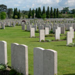 Cemetery– ST. SEVER CEMETERY, ROUEN Seine-Maritime,France (courtesy of the Commonwealth War Graves Commission)