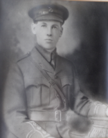 Photo of JOHN CARMICHAEL– In memory of men and women from the Ravenna Ontario area that went off to war and to those who did not come home, they will never be forgotten. Submitted for the project, Operation Picture Me