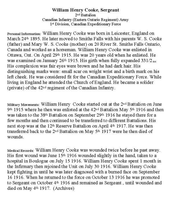 Biographie - page 1