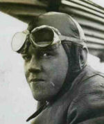 Photo of Frank Goodrich– A photo of Frank E. Goodrich (circa 1915)from the records of the Royal Aero Club of the United Kingdom, related to the issuance of his Royal Aero Club Aviator's Certificate.