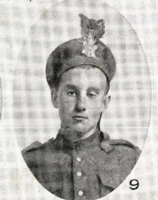 Photo of JOHN ANGUS BEATON– In memory of the men who joined the 185th Battalion (Cape Breton Highlanders) who went to war and did not come home. Submitted for the project, Operation Picture Me