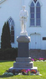 Tatamagouche War Memorial– This memorial is located in Tatamagouche, Nova Scotia.