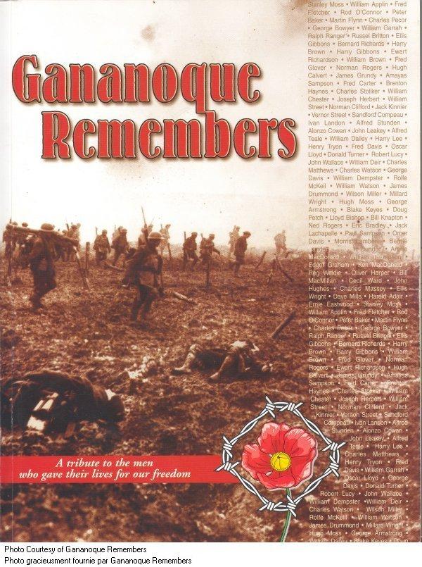 Le Gananoque se souvient