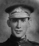 Photo of Arthur Thompson– Circa 1914