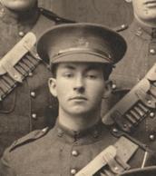 Photo of Thomas James Gorman– 1915