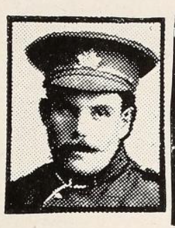 Photo of JAMES HAROLD VINCENT ICETON– Photo from the National Memorial Album of Canadian Heroes c.1919. Submitted for the project, Operation: Picture Me.