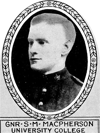 Photo of Stuart MacPherson
