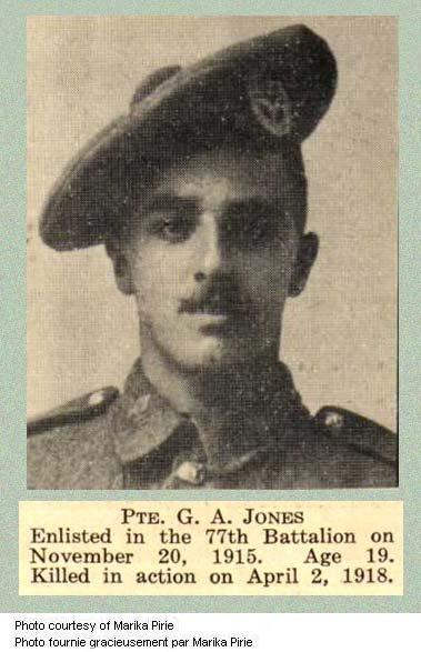 Photo of George Arthur Jones