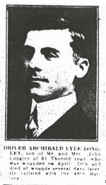 Newspaper clipping– Included in image. As copied from microfiche from St. Catharines Public Library, St. Catharines Standard newspaper collection.