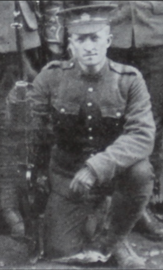 Photo of HERBERT ALEXANDER CHILTON– In memory of the men from the 28th Battalion CEF who went to war and did not return. Submitted for the project, Operation: Picture Me