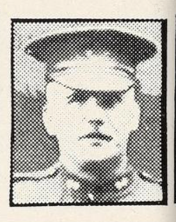 Photo of THOMAS JONES NEALE– Photo from the National Memorial Album of Canadian Heroes c.1919. Submitted for the project, Operation: Picture Me.