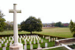 Cemetery– The Petit-Vimy Cemetery, near Vimy Ridge and the town of Vimy, in the Pas de Calais, France