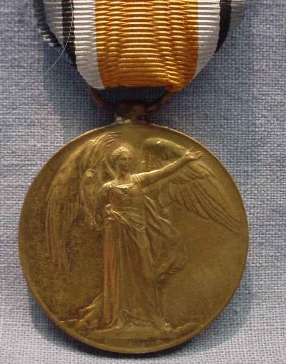 Medal– Submitted for the project, Operation Picture Me