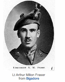 Photo of ARTHUR MILTON FRASER