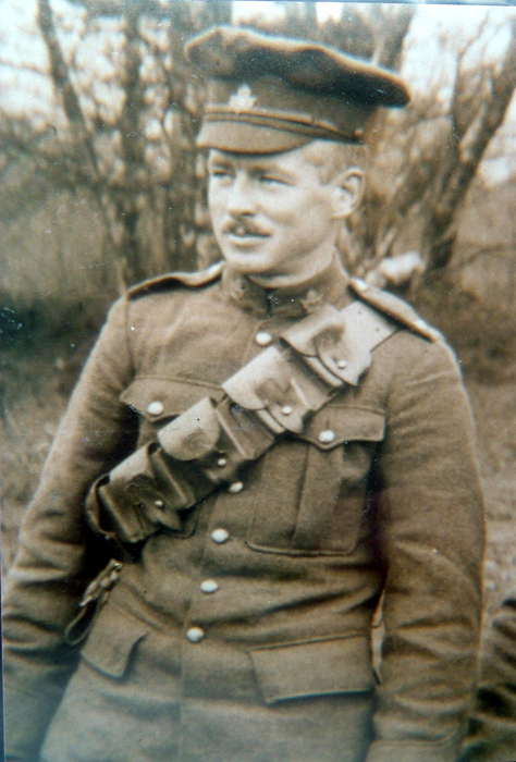 Photo of John McClelland Adie