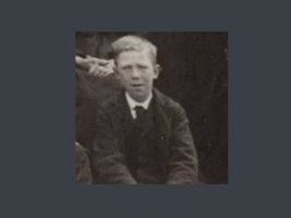 Photo of Howard Leroy Beals– This photo was taken in 1900 in Nicholsville, Nova Scotia, Canada at a family reunion. His age was 7 yrs.