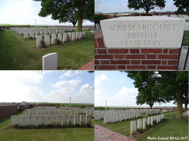 Auberchicourt British Cemetery