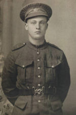 Photo of Percy Giles– Percy Giles Brock's Rangers 114th Battalion CEF