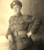 Photo of Alfred Bélanger– Private Alfred Bélanger 22e Canadien Français