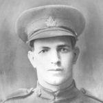 Photo of Martin Bradford– Pte. Martin Benjamin Bradford was killed during the Battle of Arras, near the town of Cherisy, France.