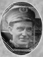 Photo of John Logan Best– Died from Wounds 25 August 1917