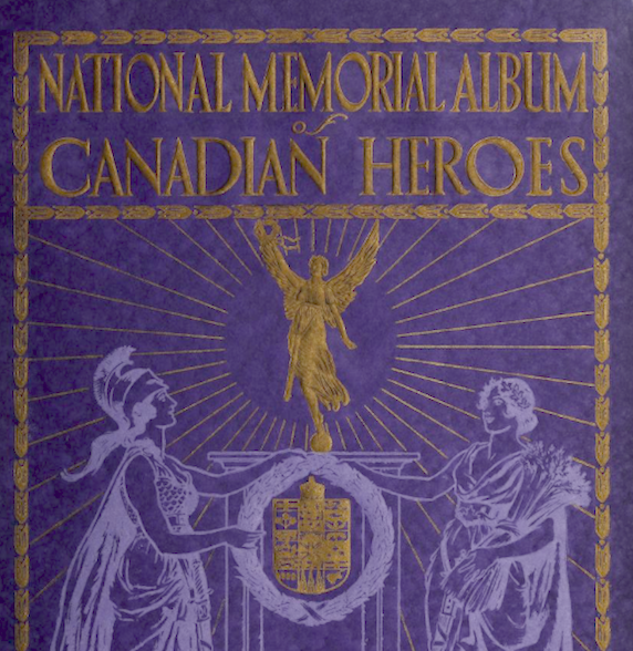 Photo of JAMES GRANT– Photo from the National Memorial Album of Canadian Heroes c.1919. In memory of the members of the 15th, 92nd and 134th Battalions (48th Highlanders) who went to war and did not return. Submitted for the project, Operation: Picture Me.