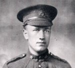 Photo of Ronald Ray Morris– Ronald Ray Morris, age 22 Photo taken shortly after enlistment.
