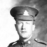 Photo 2 of Ronald Ray Morris– Taken at Folkstone, England, in the Summer of 1916.