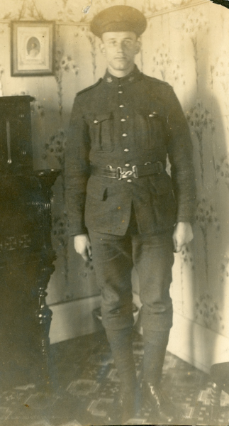 Photo of Clarence Odis Myers