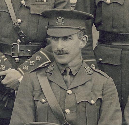 Photo of Frederick Heneker