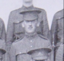 Photo of William MacRae– Served with the 35th Battalion CEF. Submitted for the project, Operation: Picture Me