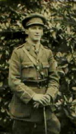 Photo of Arthur Traherne  Rickards