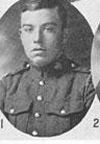 Photo of Frank Somers– In Memory of those who served in the 106th Overseas Battalion Nova Scotia Rifles.  Submitted for the project, Operation: Picture Me