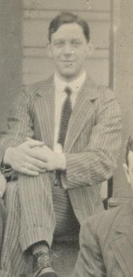 Photo of Hugh Campbell