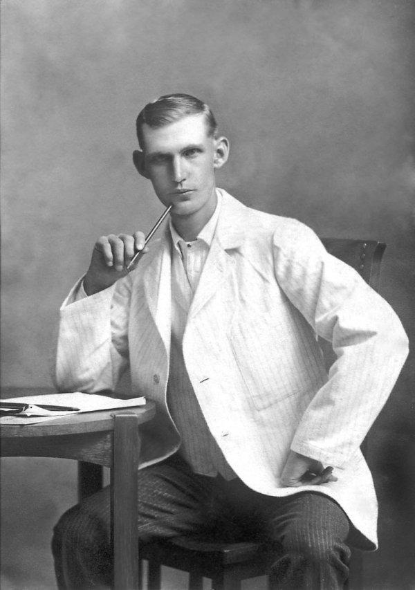 Photo of Henry Herbert Vollick