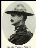 Photo of George Taylor Aitken– Submitted for the project, Operation Picture Me