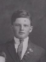 Photo of Eddison G. Boyce– Eddison G. Boyce 1915(c)