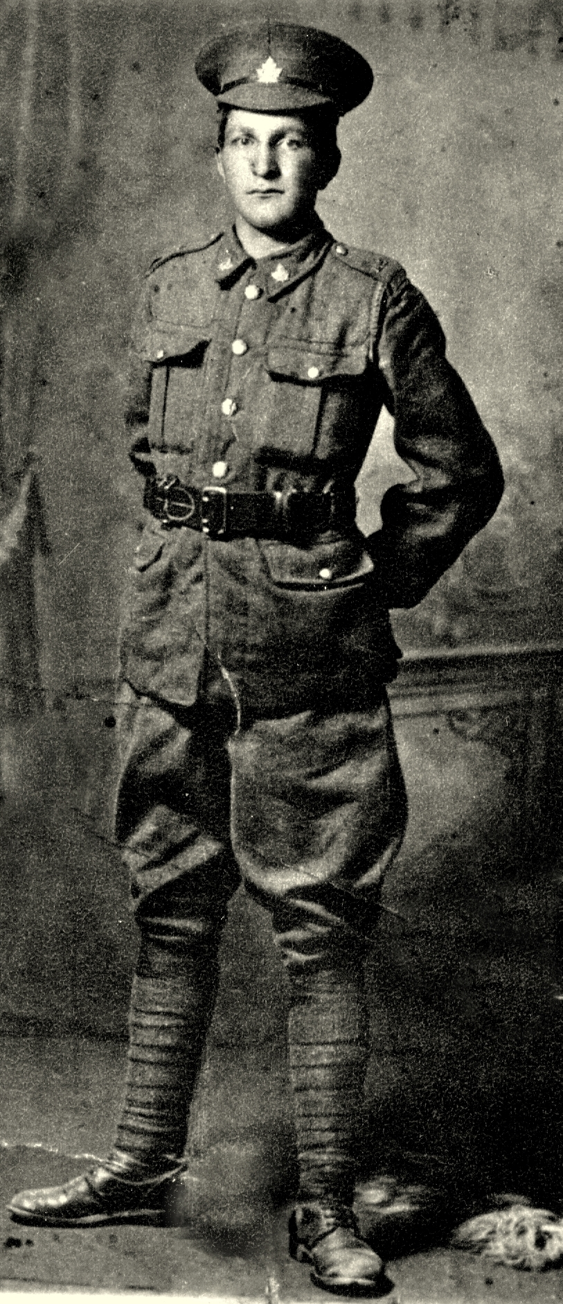 Photo of Louis Toney