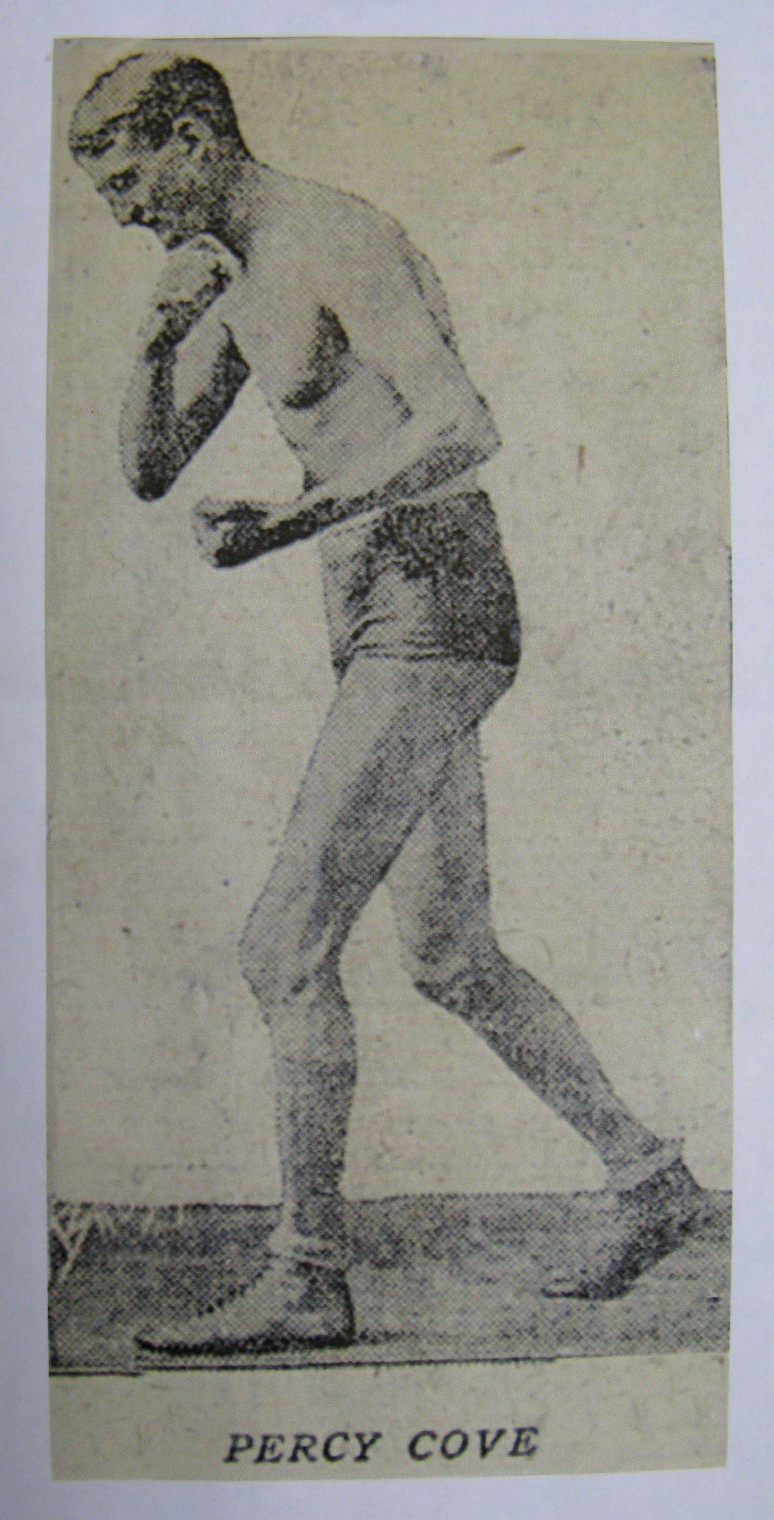 Photo of Percy (Cove) Chamberlain