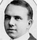 Honour Roll– Photo of Dr. Haverson that appears in the University of Manitoba memorial volume: The University of Manitoba Honour Roll, 1914-1918 (Winnipeg, 1923). The inscription is in error: he graduated in Medicine in 1915, not 1905.