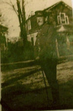 Photo of Ian MacLeod Lawrance– In memory of the members of the 48th Highlanders of Canada who went to war and did not come home. Submitted on behalf of the 48th Highlanders Museum, 73 Simcoe St. Toronto, ON M5J 1W9 Submitted for the project Operation: Picture Me.