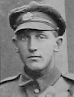 Photo of HOWARD AVEY– Pte Howard Avey 18th Btn from the December 1918 edition of the Christmas Echo published in London Ontario -- And in the Morning