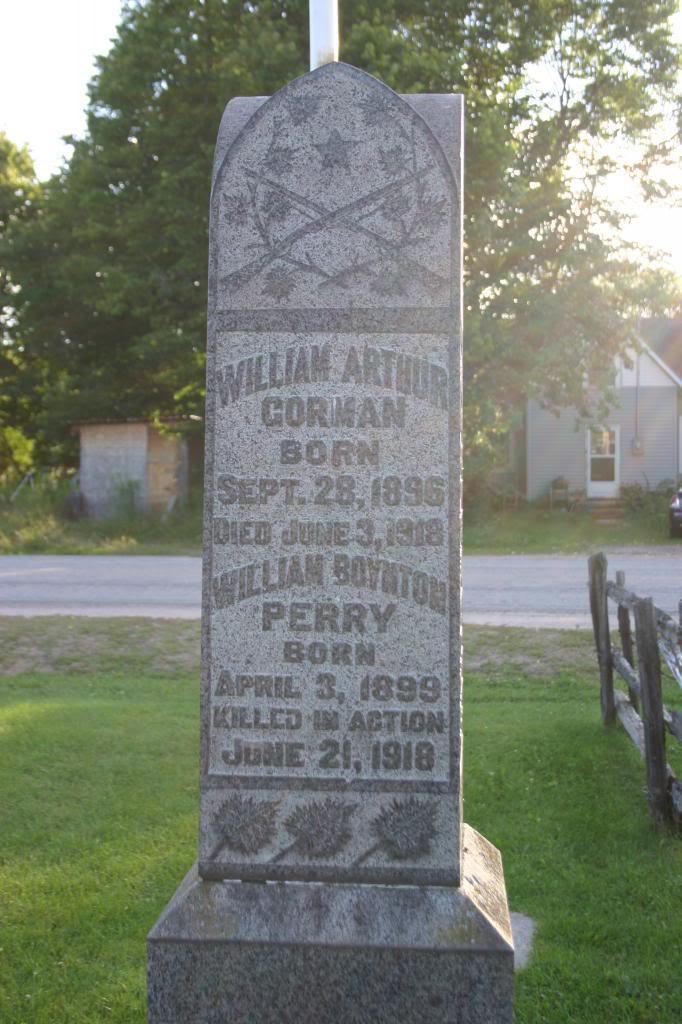 Memorial– Nipissing, Ontario